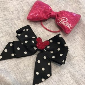 Disney Parks Hair Bows